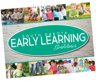 image of South Dakota Early Learning Guide PDF